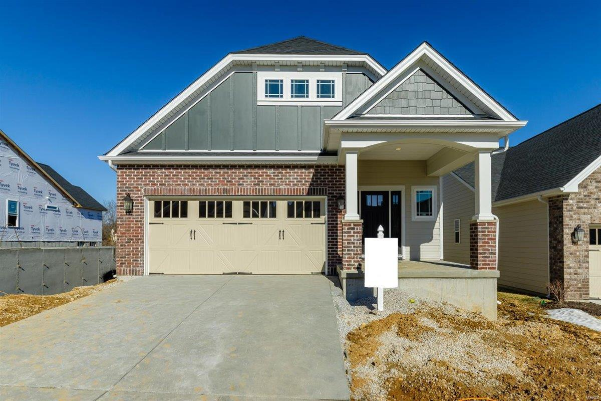 17053 Fire Glow Drive Property Photo - Wildwood, MO real estate listing