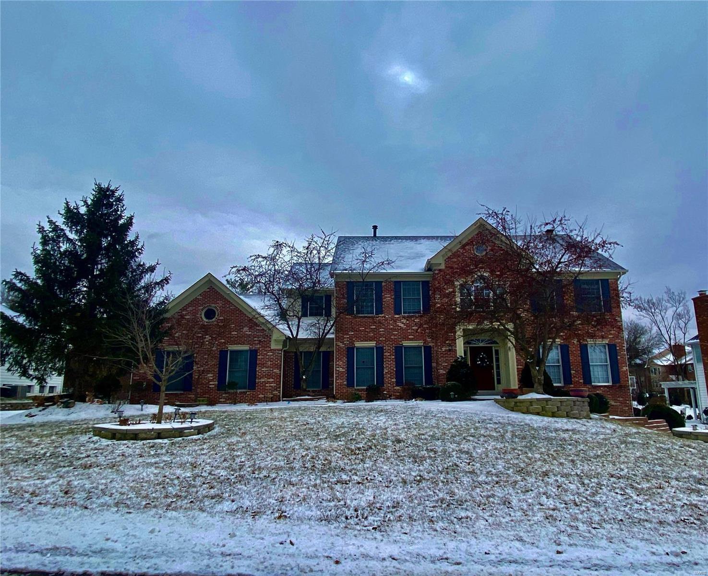 1736 Stifel Lane Property Photo - Chesterfield, MO real estate listing