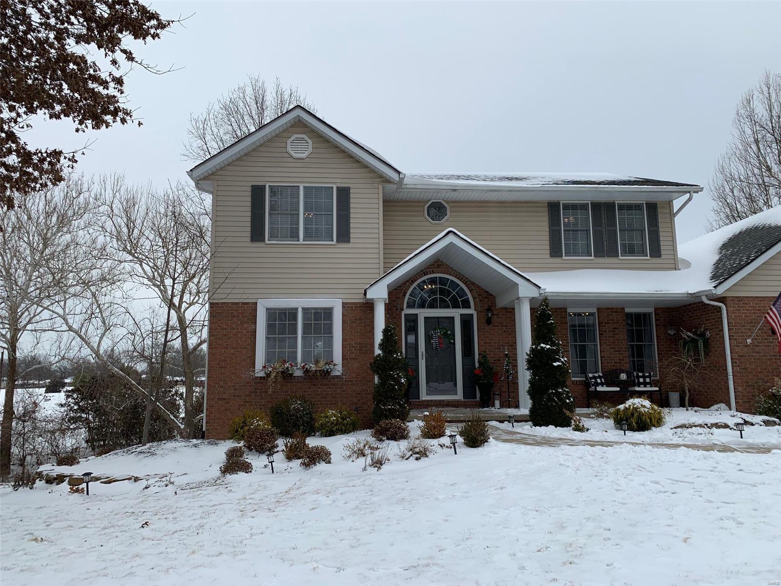 5135 Riverwoods Ln. Property Photo - Godfrey, IL real estate listing