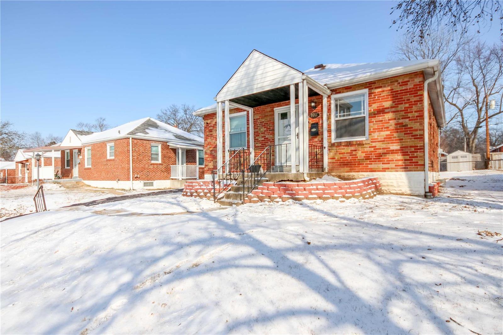 9217 Wabaday Avenue Property Photo - Overland, MO real estate listing