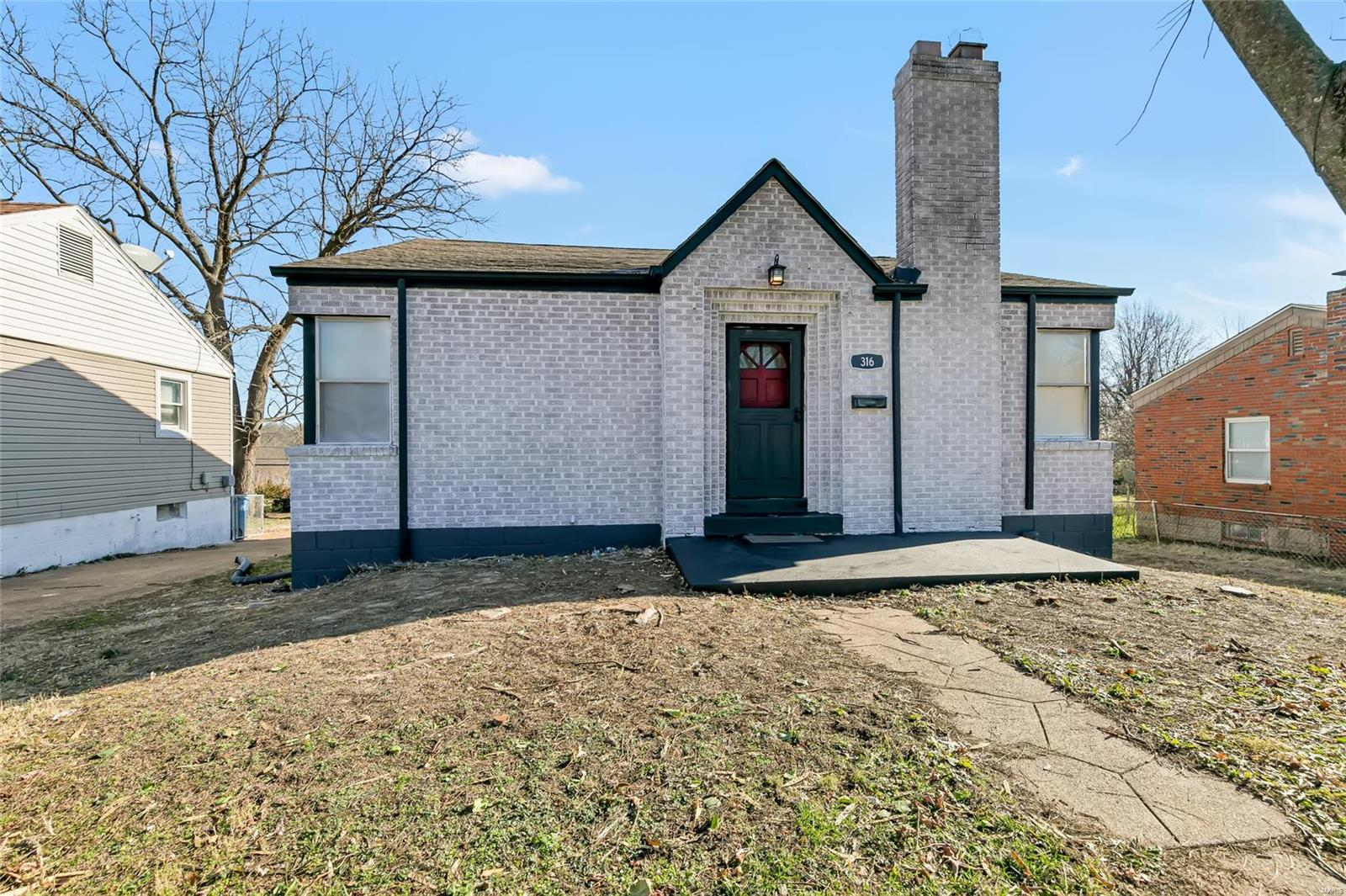 316 Coppinger Property Photo - Ferguson, MO real estate listing