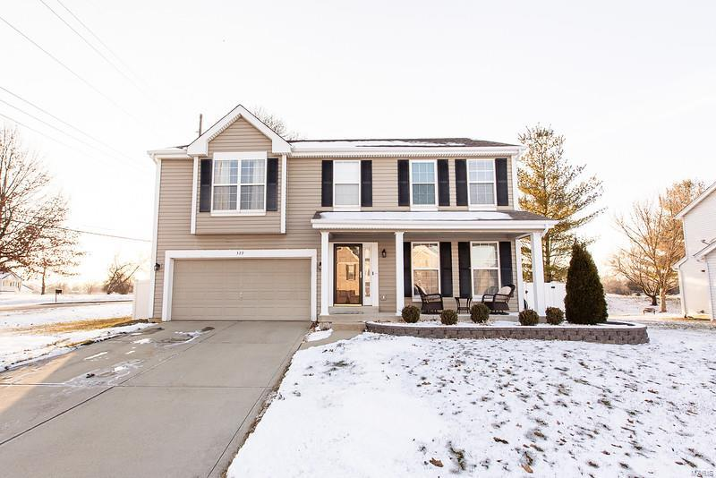 329 Bayberry Drive Property Photo - Fairview Heights, IL real estate listing