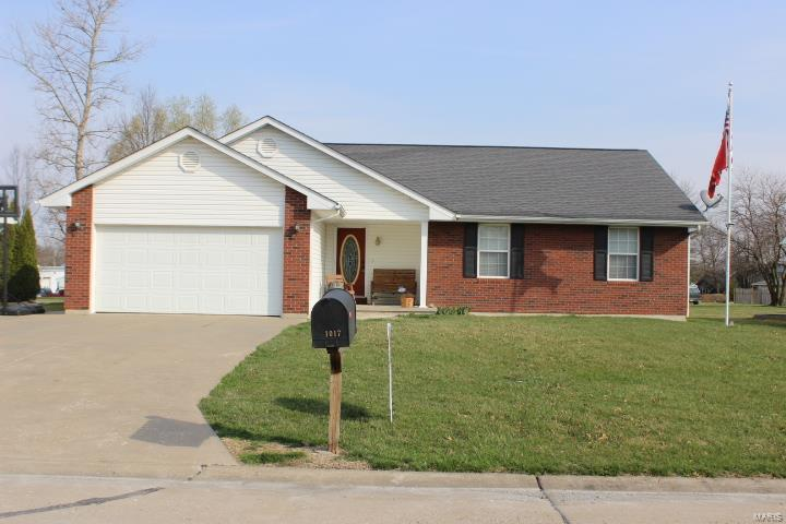 1017 Southway Property Photo - Bowling Green, MO real estate listing