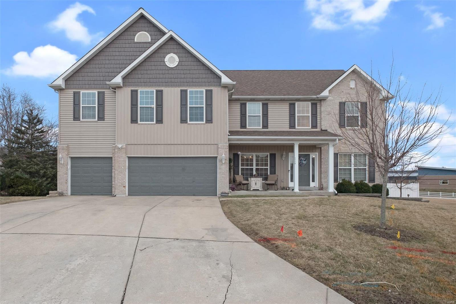 7716 Callie Property Photo - Dardenne Prairie, MO real estate listing