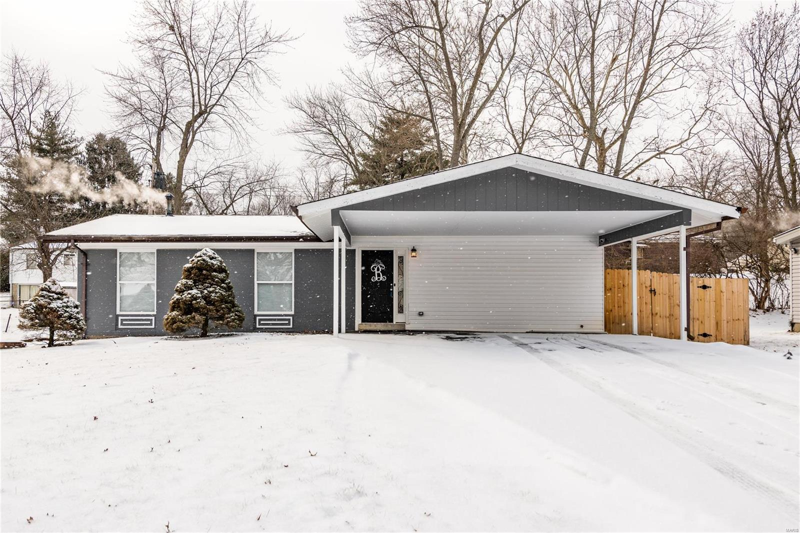 9608 Huron Drive Property Photo - Olivette, MO real estate listing