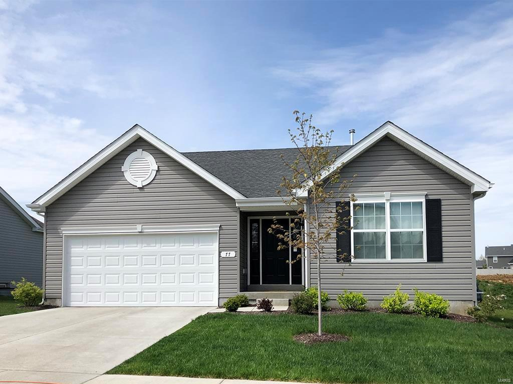 1 @ Aspen at Lions Valley Property Photo - St Louis, MO real estate listing
