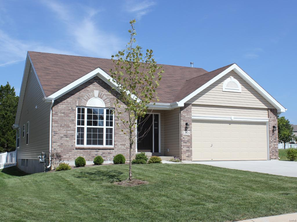 1 @ Maple at Lions Valley Property Photo - St Louis, MO real estate listing