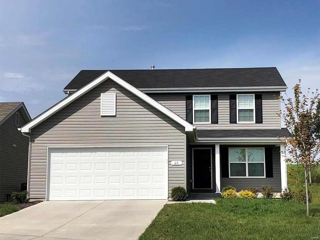 1 @ Berwick at Lions Valley Property Photo - St Louis, MO real estate listing