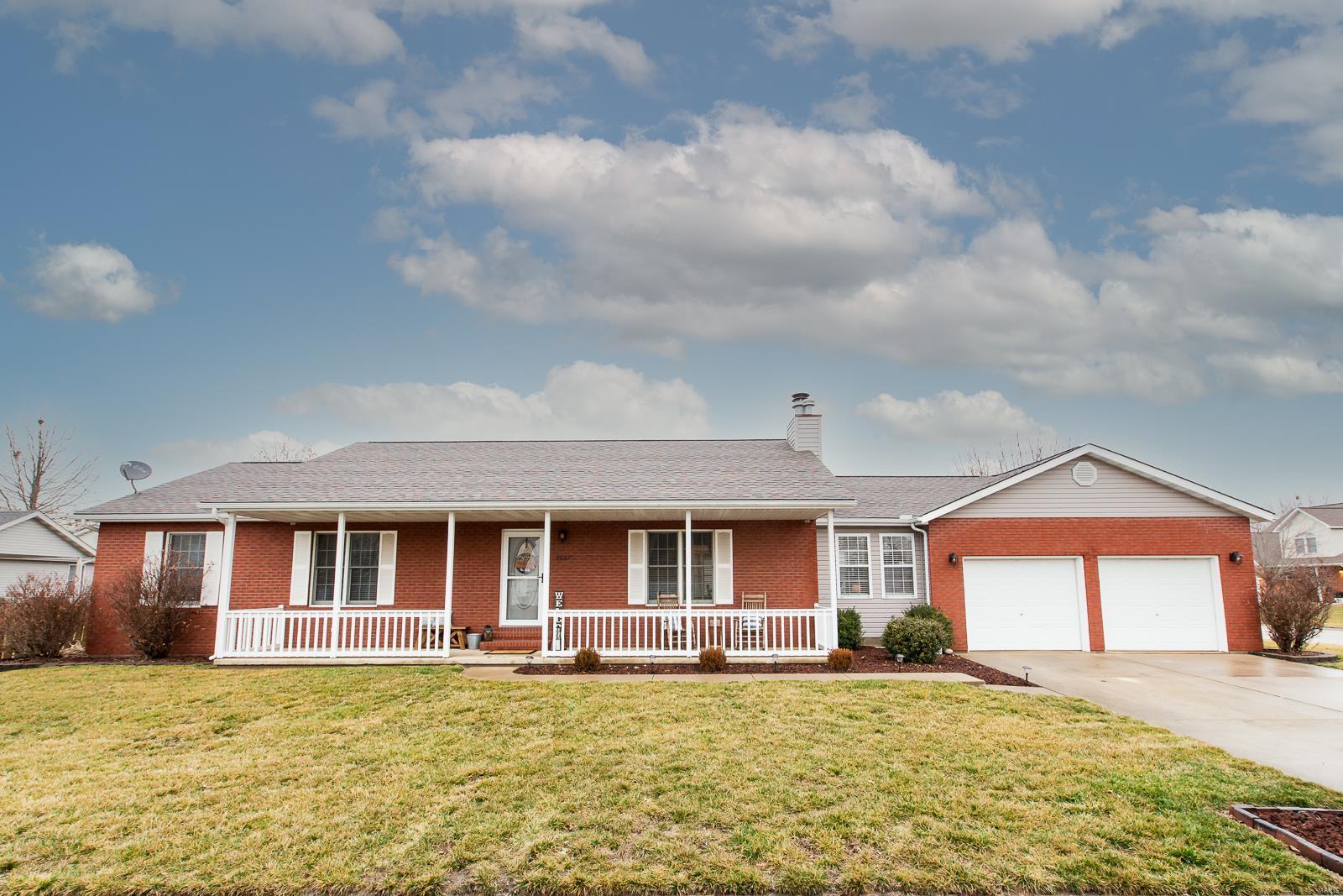 9687 Mallard Drive Property Photo - Mascoutah, IL real estate listing