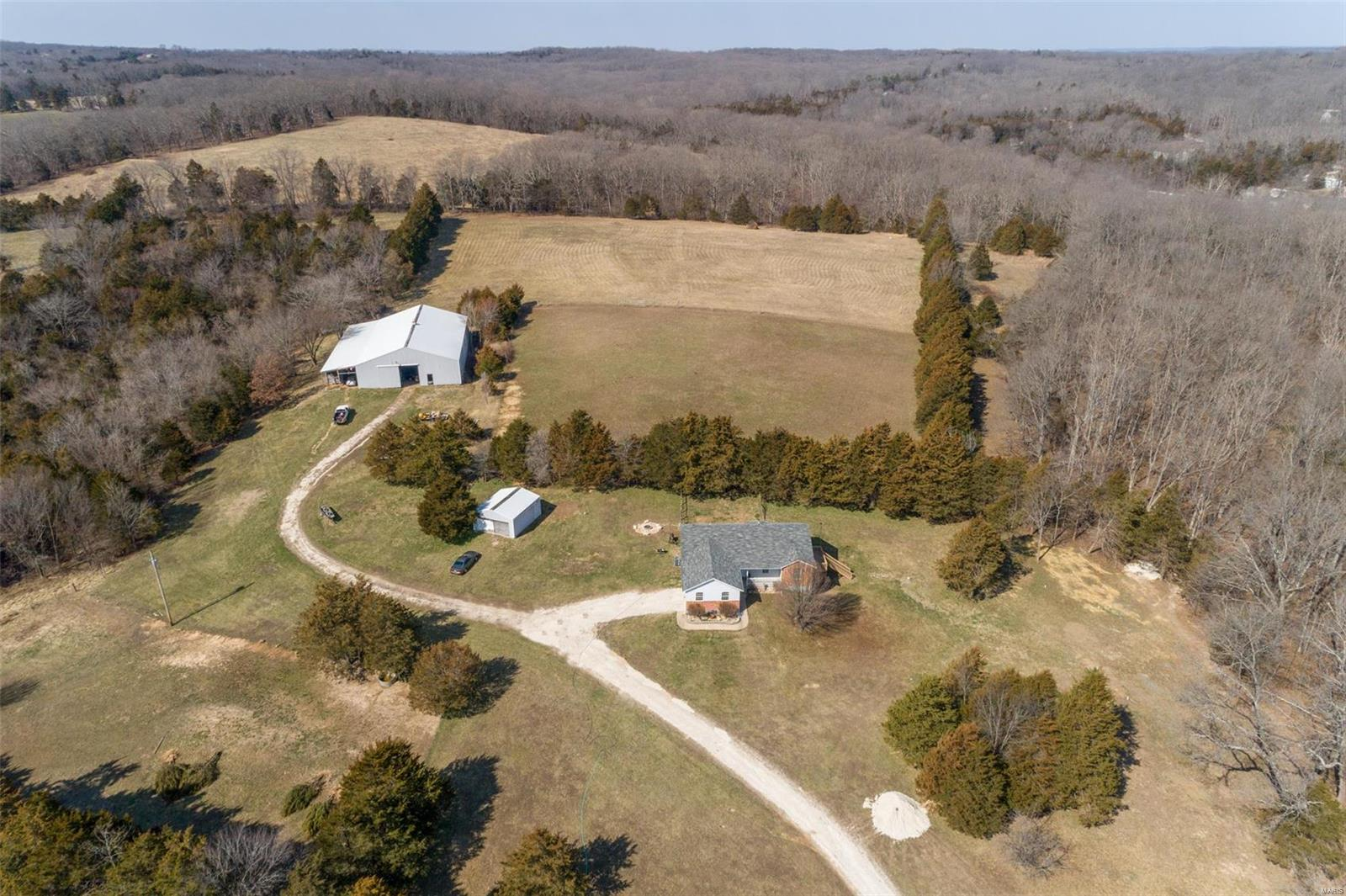 1777 Triple Creek Property Photo - Hillsboro, MO real estate listing