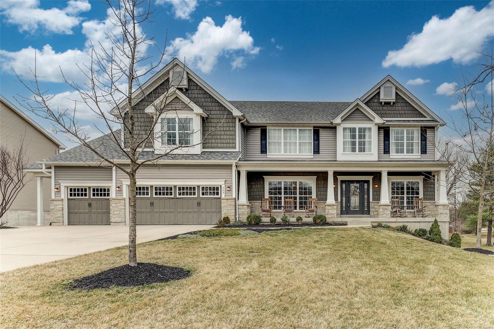 268 Lemar Park Court Property Photo - Ellisville, MO real estate listing