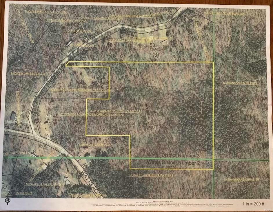 664 Watts Ridge Drive Property Photo - Robertsville, MO real estate listing