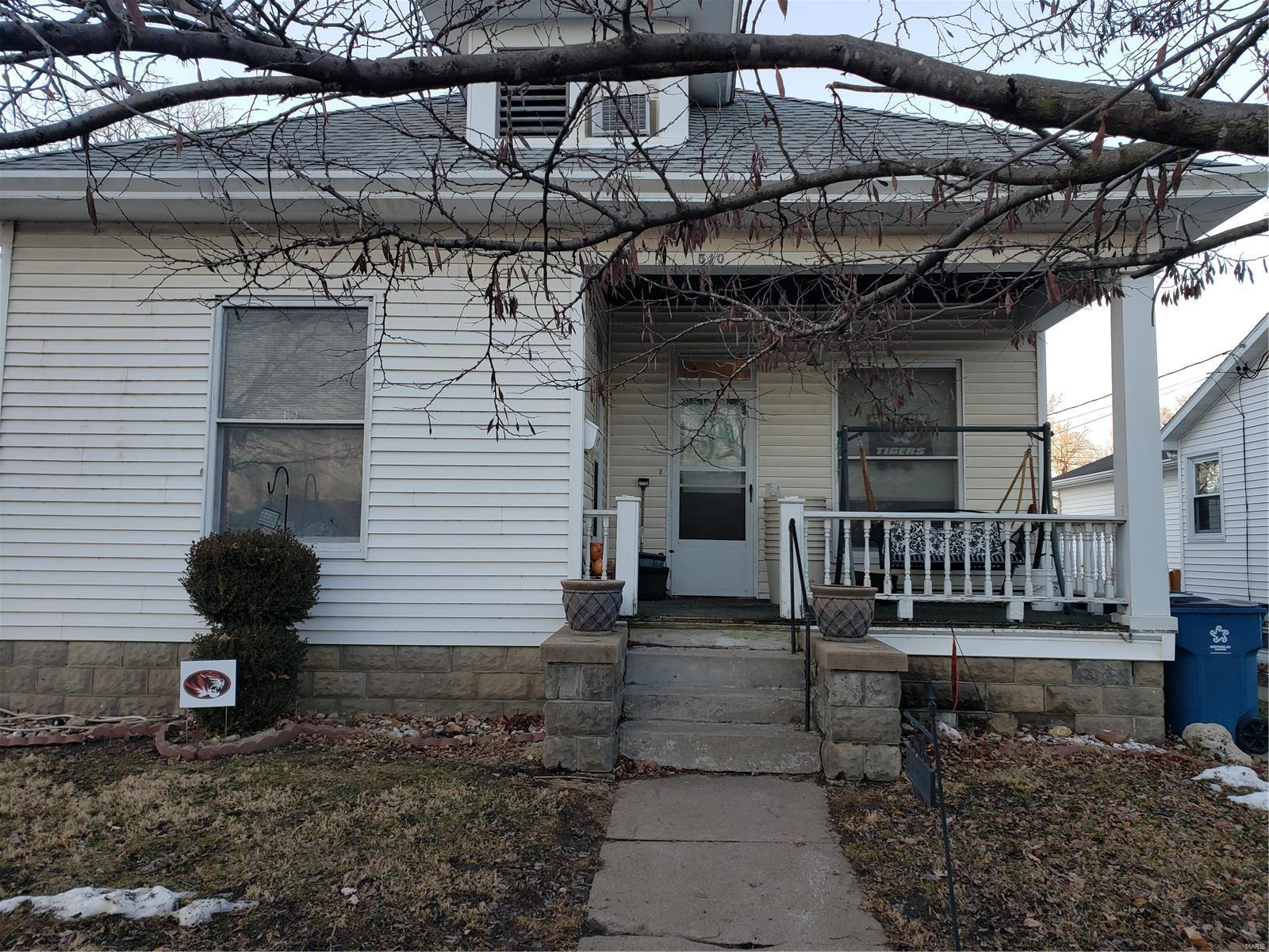 510 Madison St. Property Photo - Canton, MO real estate listing