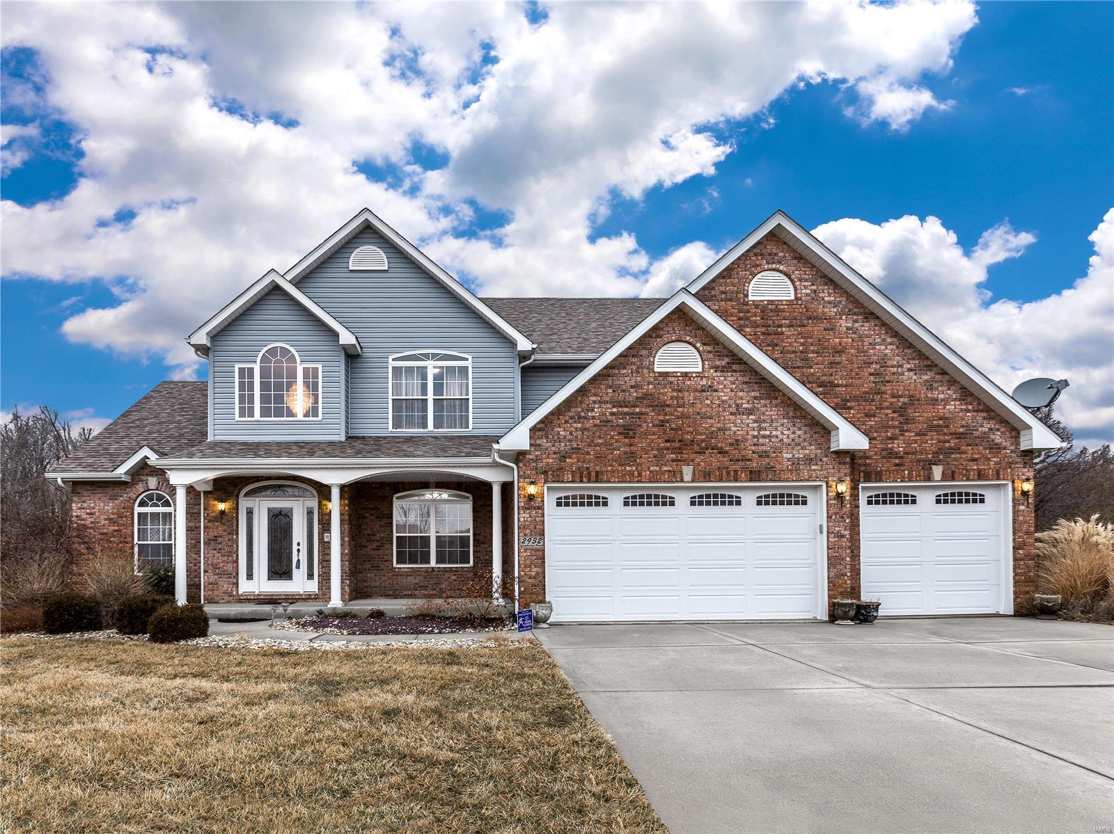 2932 Cambridge Point Property Photo - Maryville, IL real estate listing