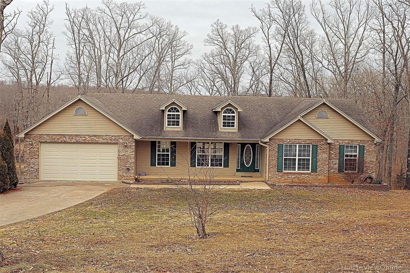 1013 Shadebrook Drive Property Photo - Valles Mines, MO real estate listing