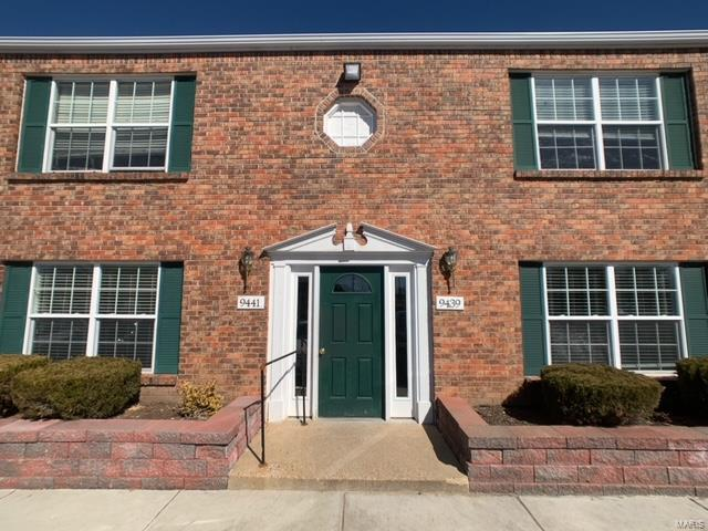 9439 Green Park Gardens Drive #A Property Photo - Green Park, MO real estate listing