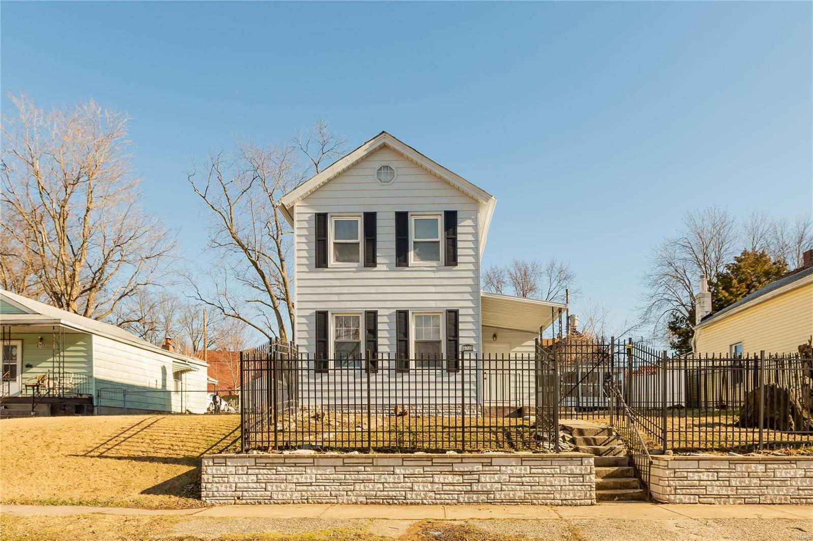6728 Alabama Avenue Property Photo - St Louis, MO real estate listing