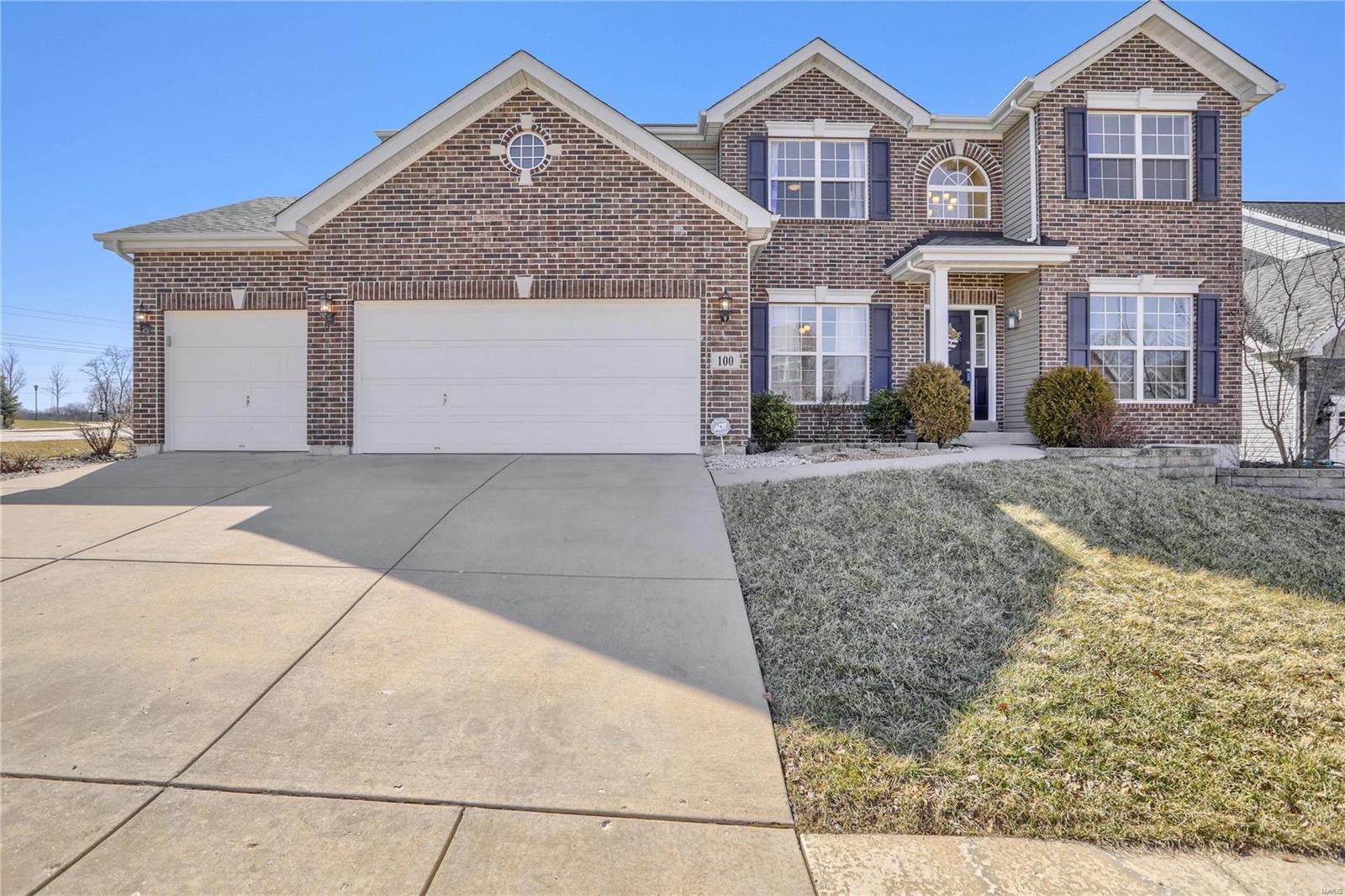 100 Lipizzan Court Property Photo - High Ridge, MO real estate listing