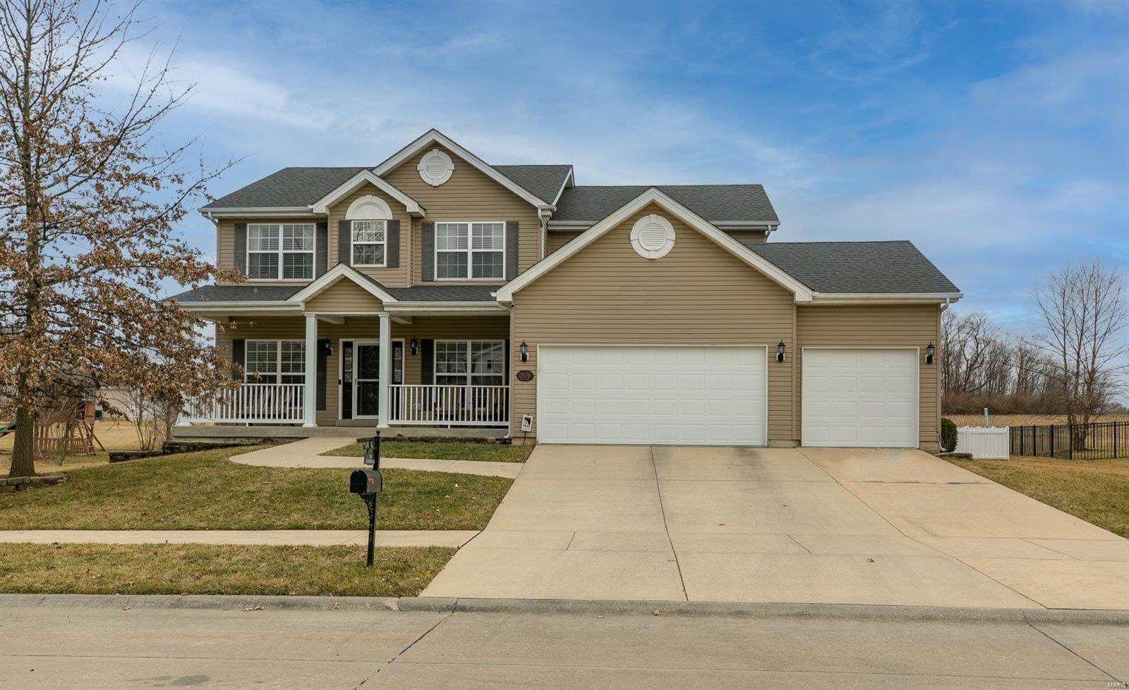 2528 Westinghouse Drive Property Photo - Shiloh, IL real estate listing