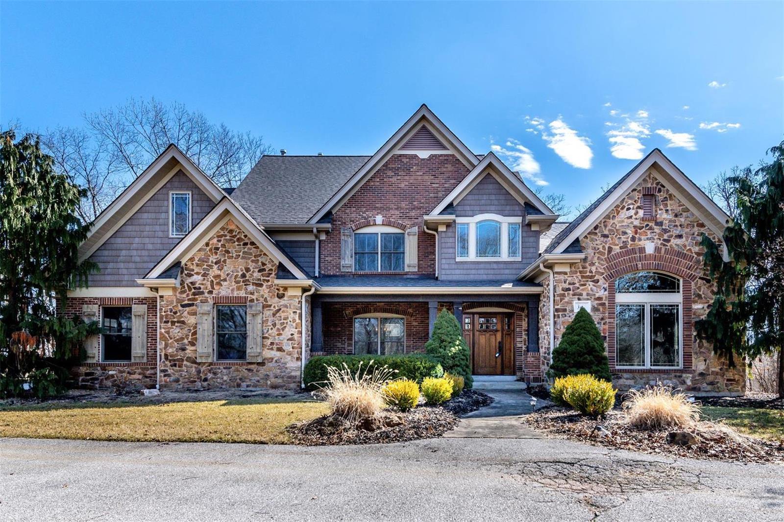 3954 Autumn Farms Drive Property Photo - Wildwood, MO real estate listing