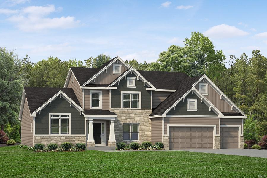 1 Provence Wyndemere Estates Property Photo - Lake St Louis, MO real estate listing