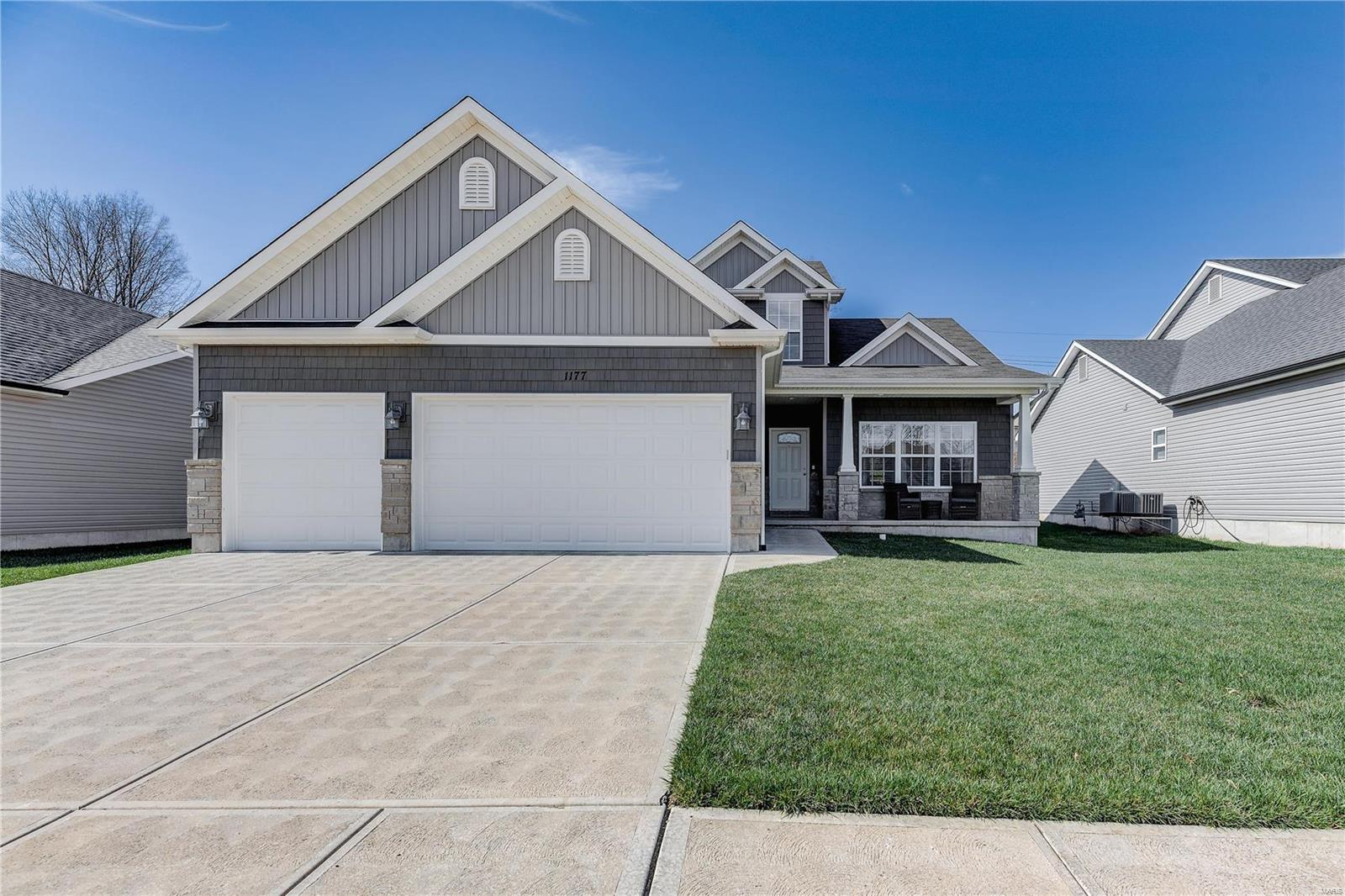 1177 Foxwood Estates Drive Property Photo - Arnold, MO real estate listing