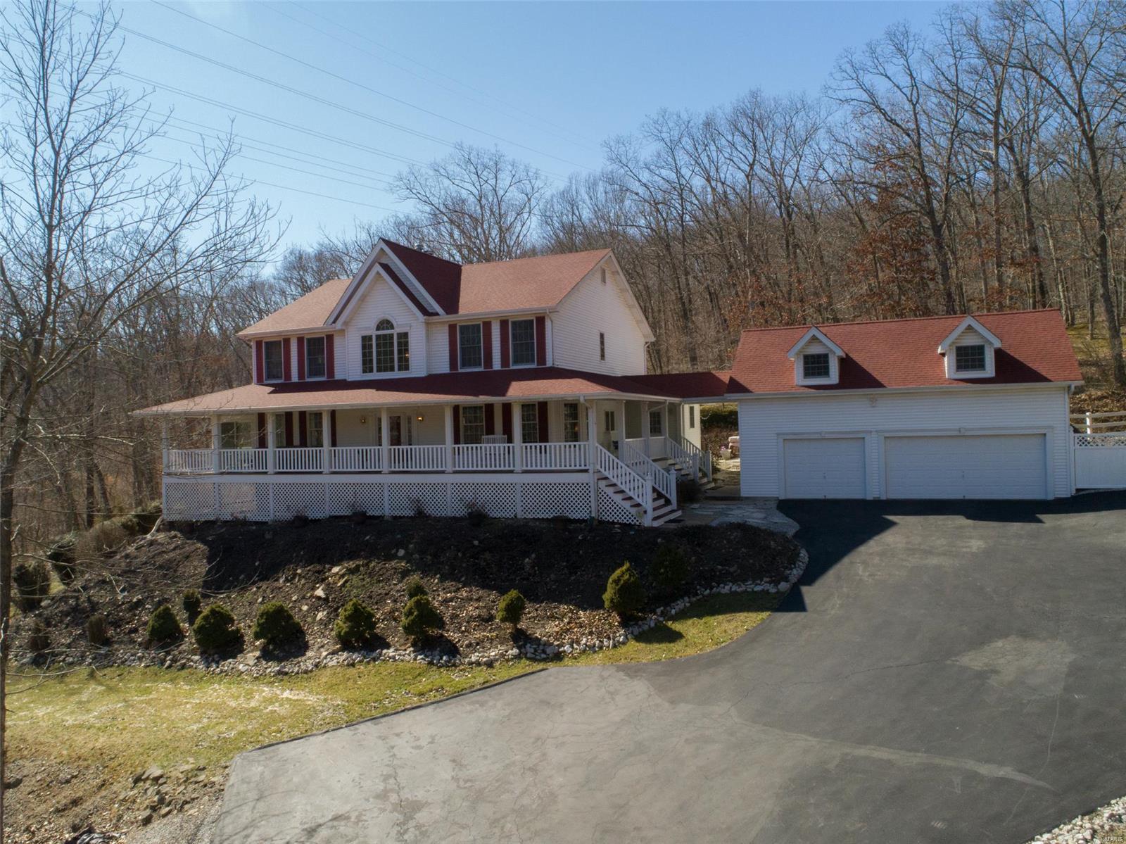 5001 Fox Creek Crossing Drive Property Photo - Wildwood, MO real estate listing
