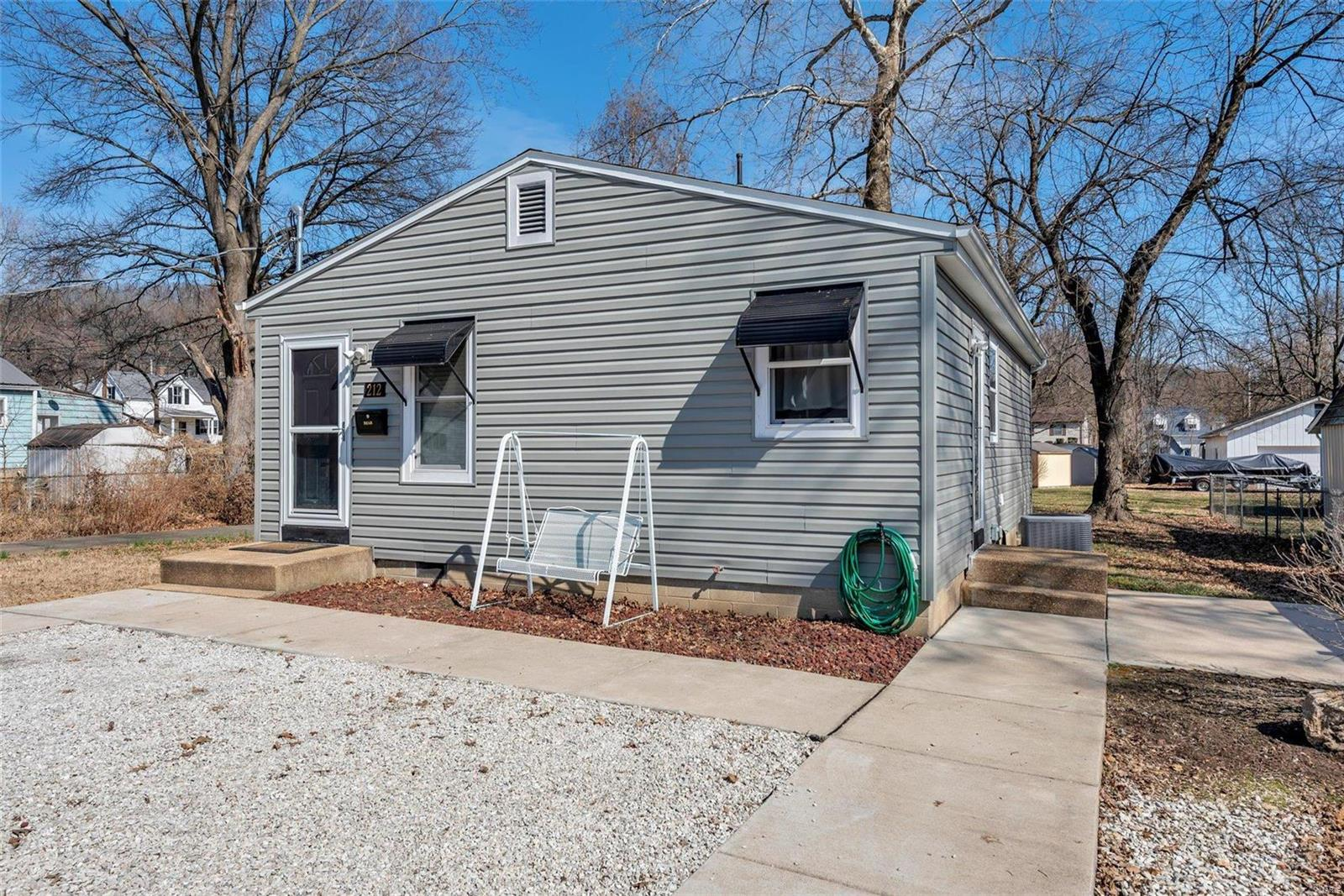 212 E Franklin (Rear) Property Photo - Pacific, MO real estate listing