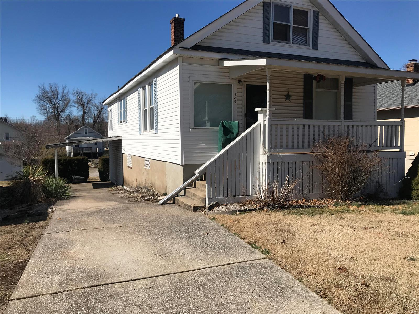 309 Virginia Property Photo - Crystal City, MO real estate listing