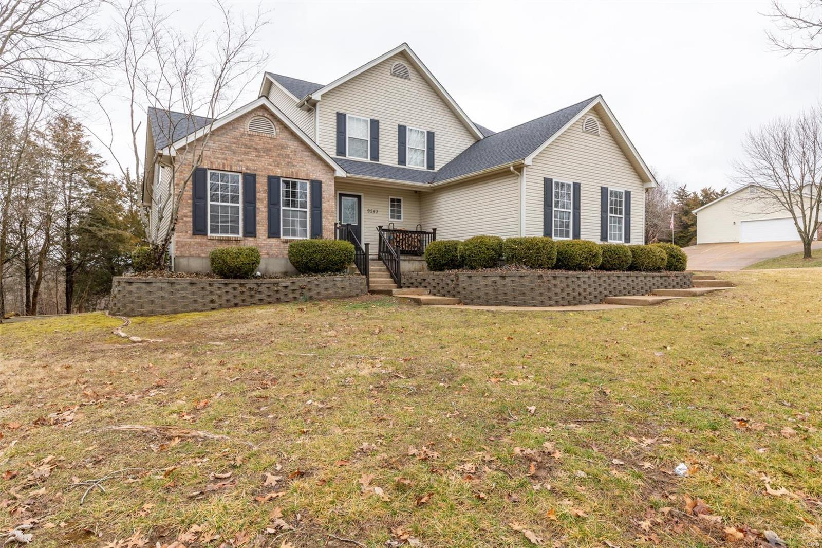 9543 Easy Street Property Photo - Hillsboro, MO real estate listing