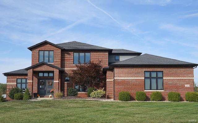 8445 Stone Ledge Drive Property Photo - Edwardsville, IL real estate listing