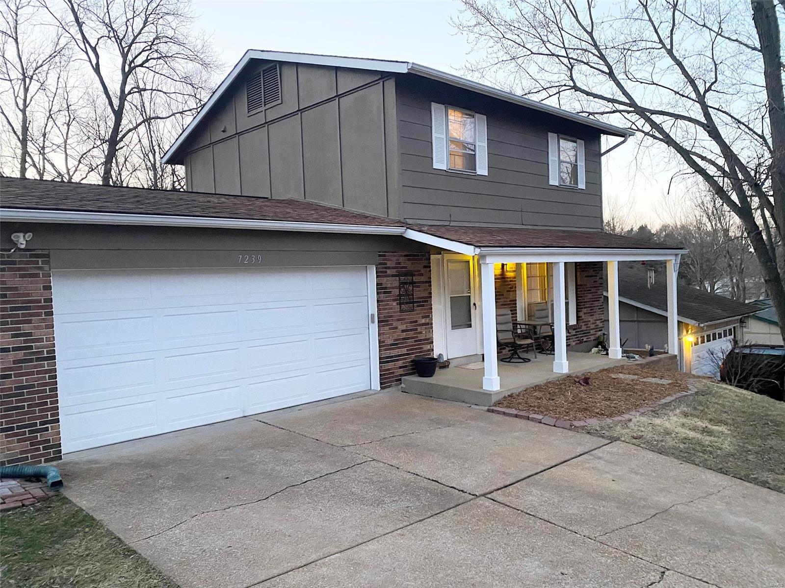 7239 Meriwether Property Photo - Barnhart, MO real estate listing