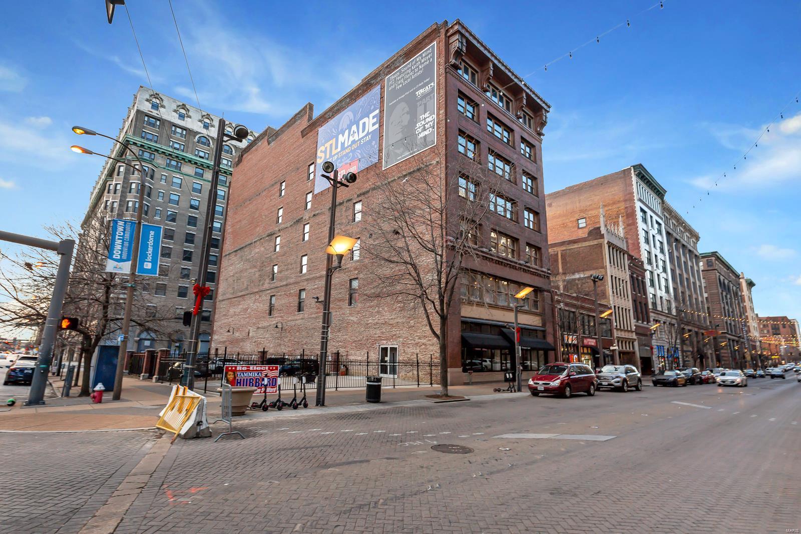 1204 Washington Lofts Condo Real Estate Listings Main Image