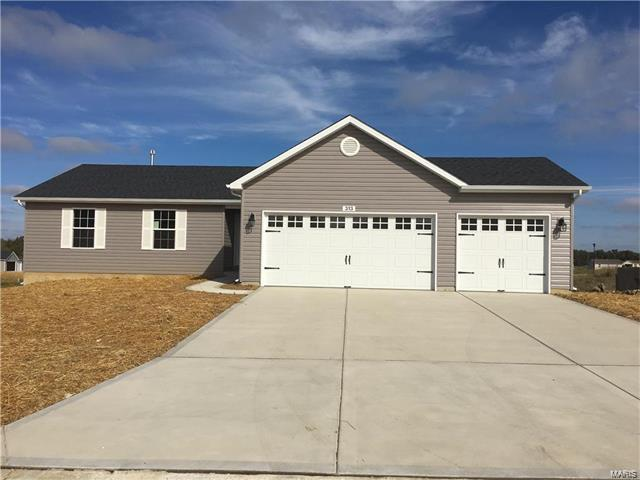 318 Harvest Dr. Property Photo - Wright City, MO real estate listing