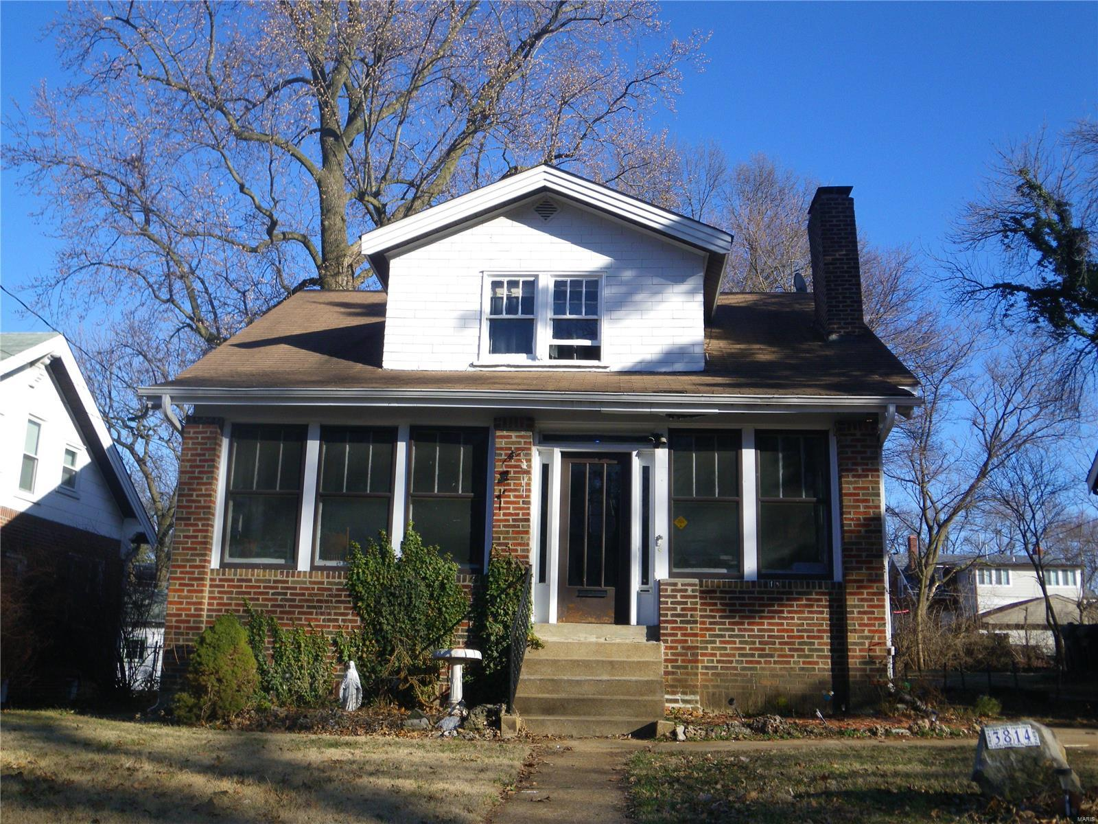 3814 Saint Anns Property Photo - St Louis, MO real estate listing