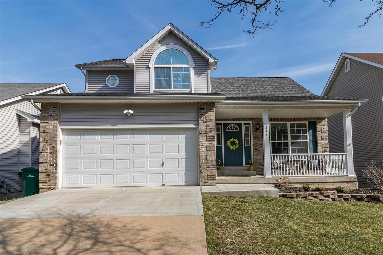 513 Winter Bluff Drive Property Photo