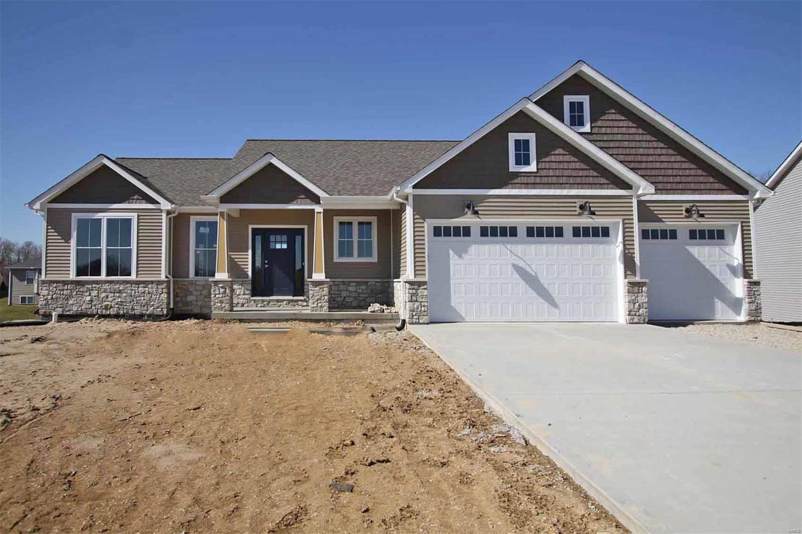 1463 Guilford Place Property Photo - Troy, IL real estate listing