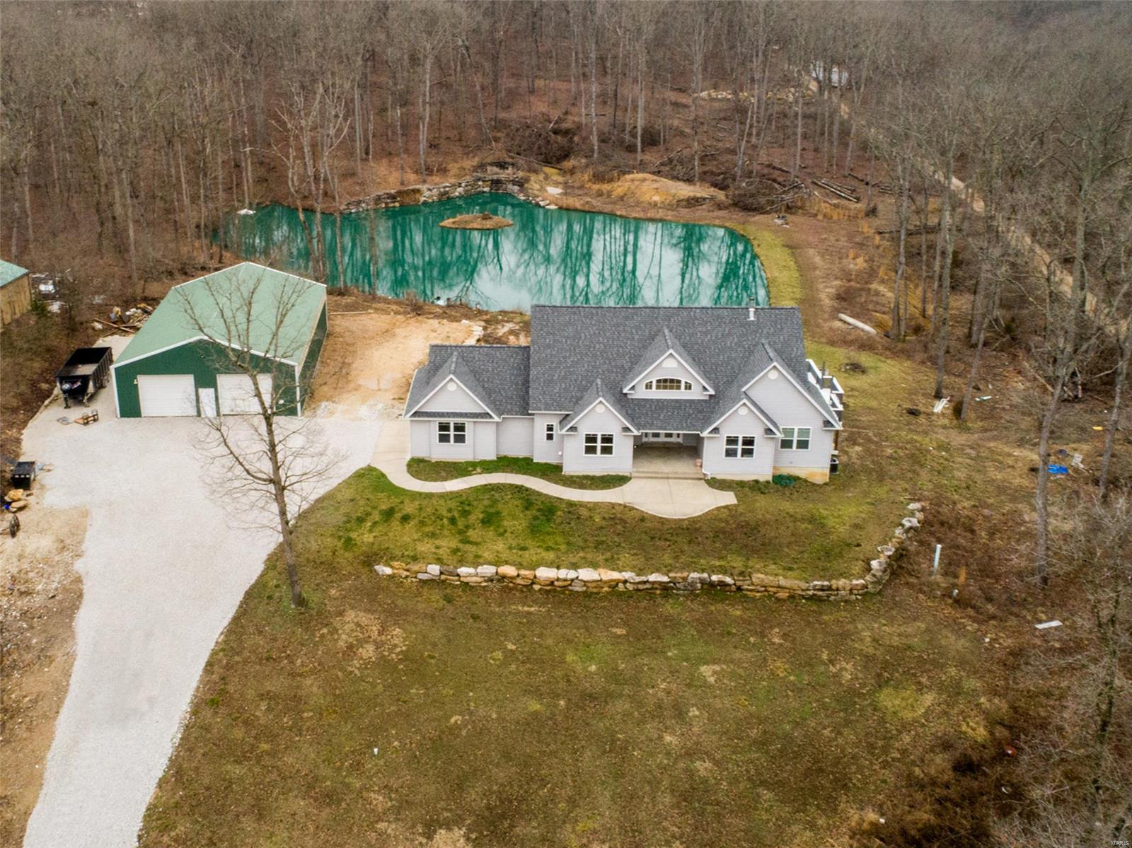 1445 Sugarwood Drive Property Photo - Wright City, MO real estate listing