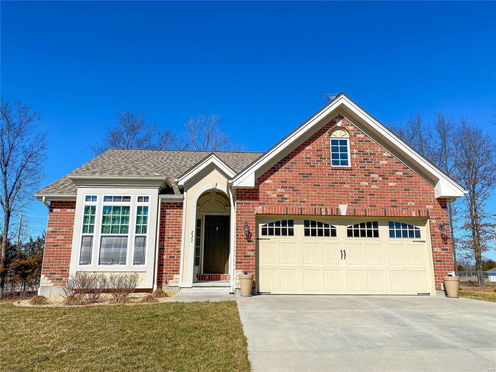 233 Peach Tree Property Photo - Sullivan, MO real estate listing