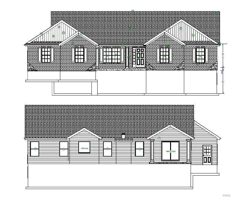 0 Lot 3 Clarks Hollow Property Photo - Warrenton, MO real estate listing