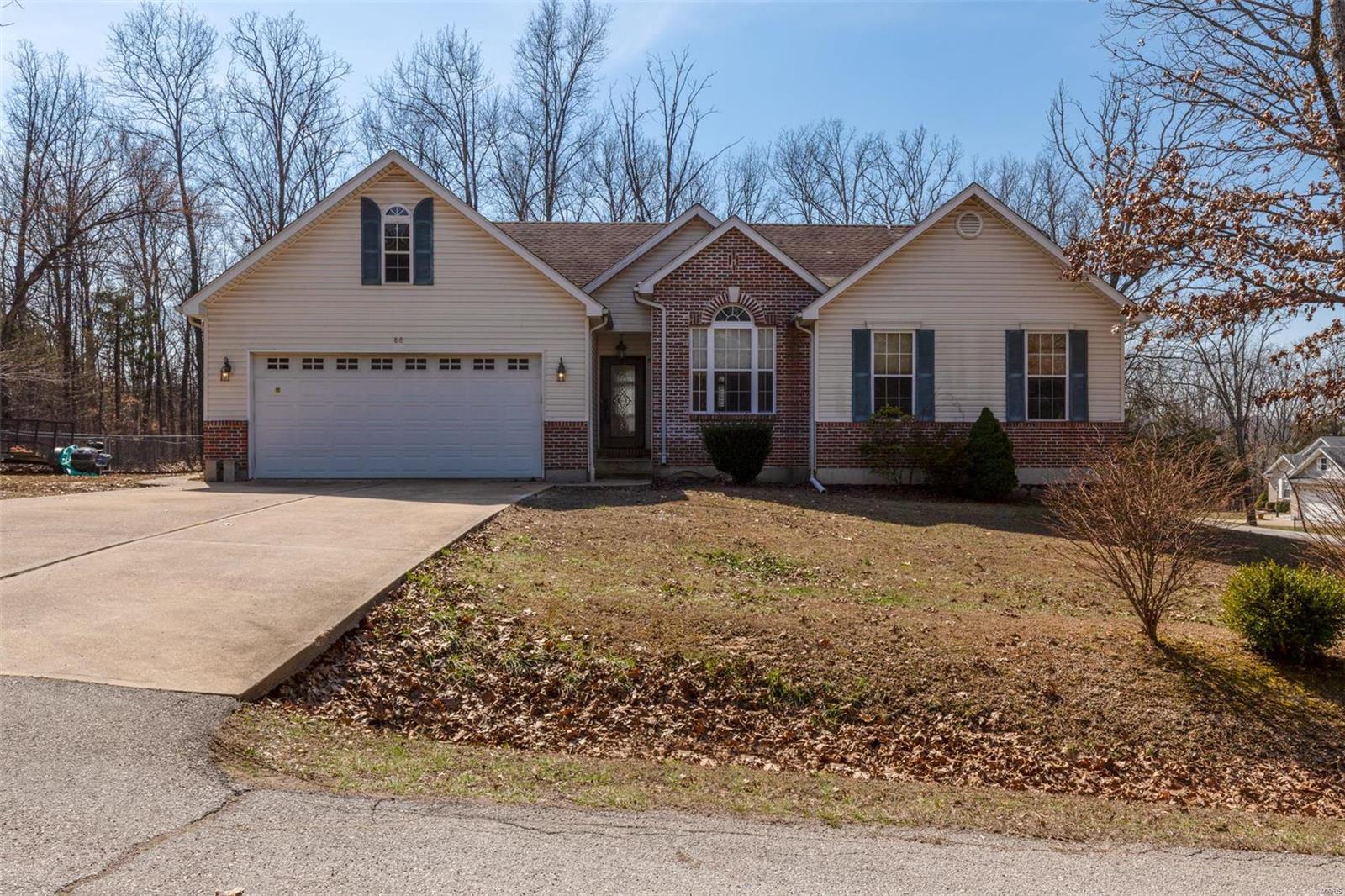 88 Monte Rosa Drive Property Photo - De Soto, MO real estate listing