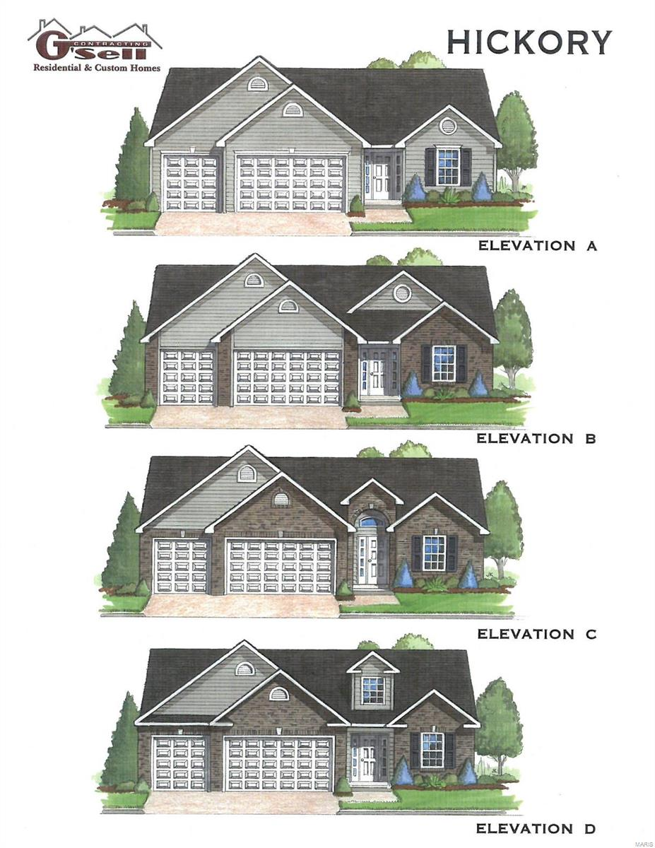 1809 Sunset Ridge (LOT 35 BW) Property Photo - Festus, MO real estate listing