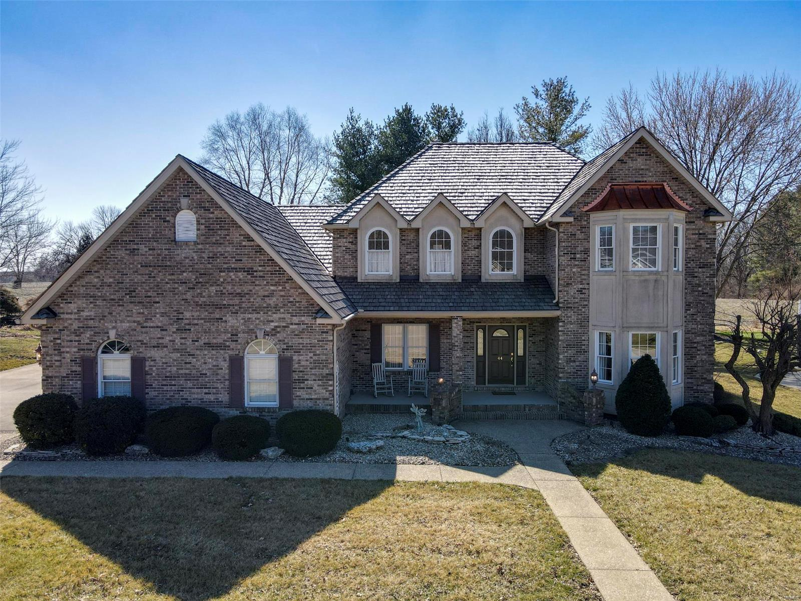 44 Kingsley Way Property Photo - Glen Carbon, IL real estate listing