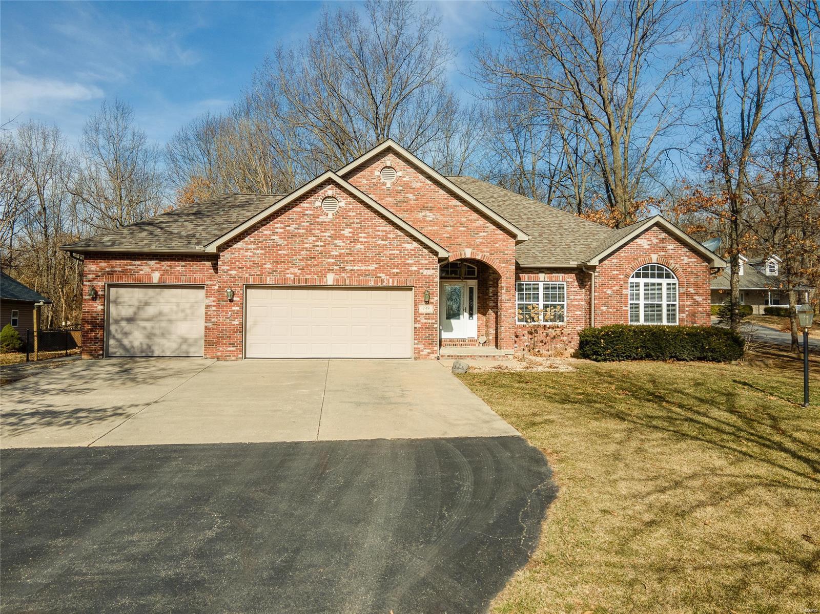 249 Westlake Trail Property Photo - Litchfield, IL real estate listing