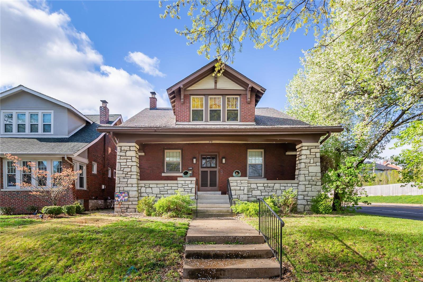 7498 Teasdale Avenue Property Photo - University City, MO real estate listing