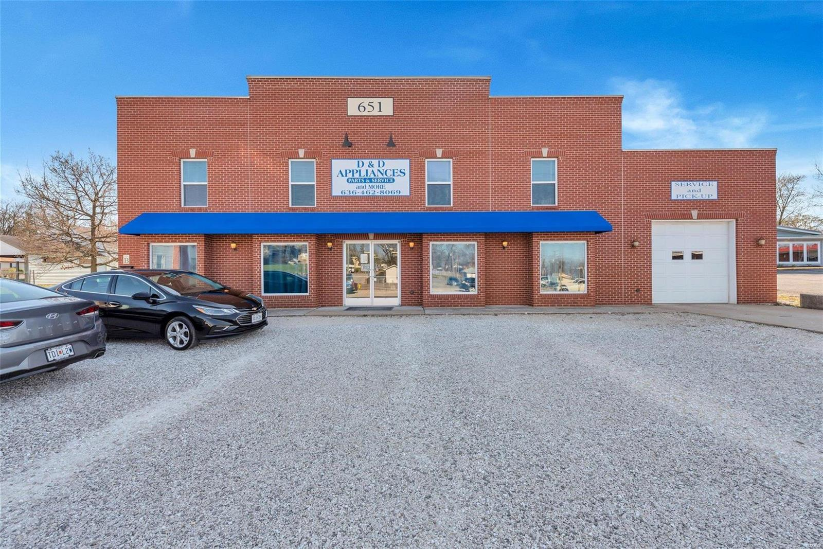 651 S Main Street Property Photo - Troy, MO real estate listing