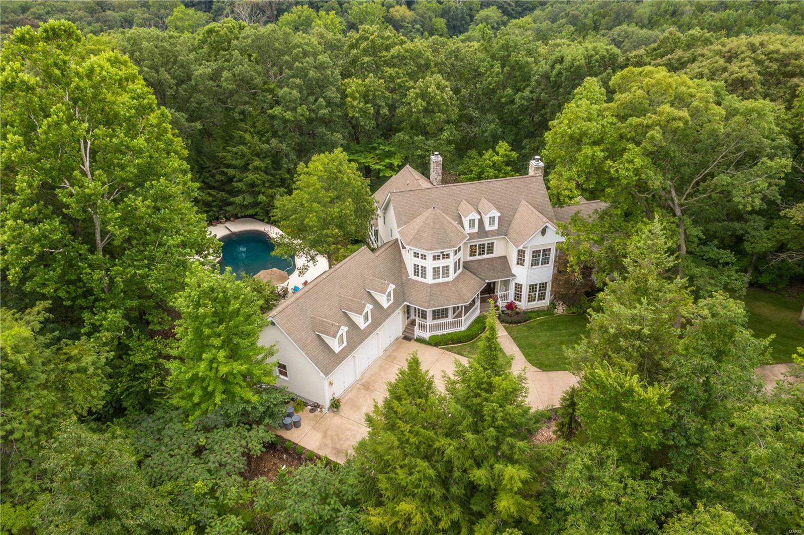 2525 Ossenfort Road Property Photo - Glencoe, MO real estate listing