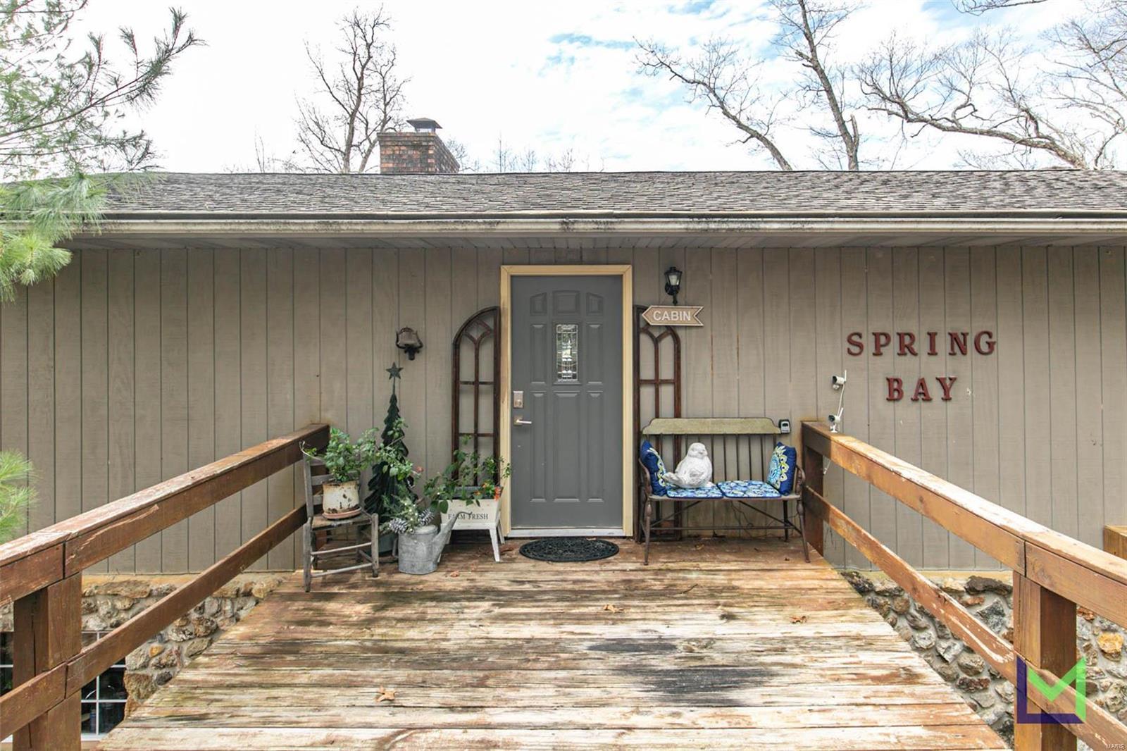 63 S Spring Bay Lane Property Photo - Doniphan, MO real estate listing