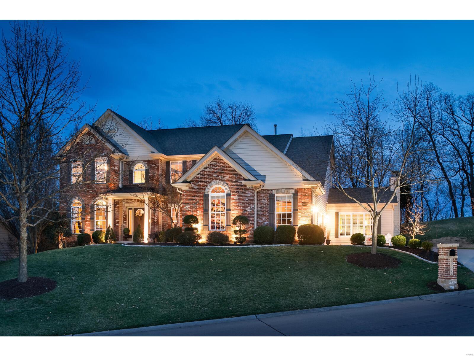 1002 Kiefer Ridge Drive Property Photo - Ballwin, MO real estate listing