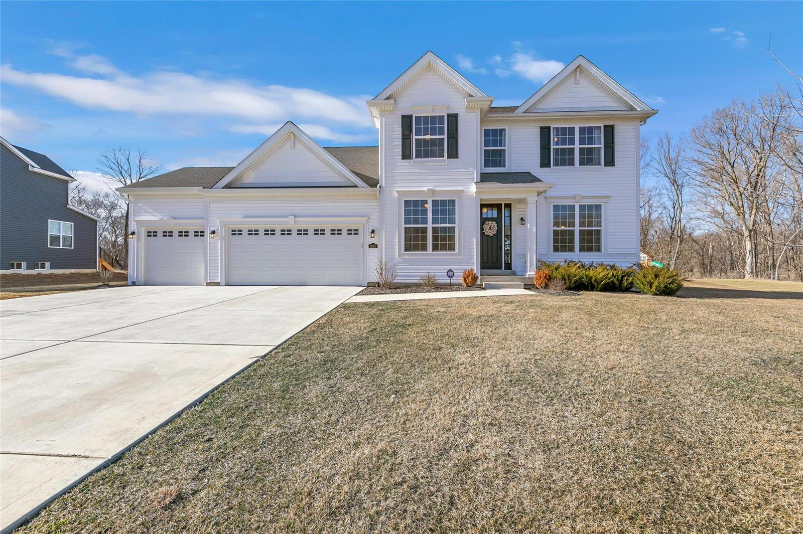 1337 Silver Fern Drive Property Photo - Lake St Louis, MO real estate listing